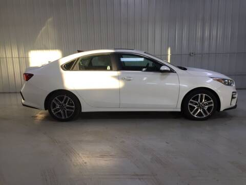 2021 Kia Forte for sale at Elhart Automotive Campus in Holland MI