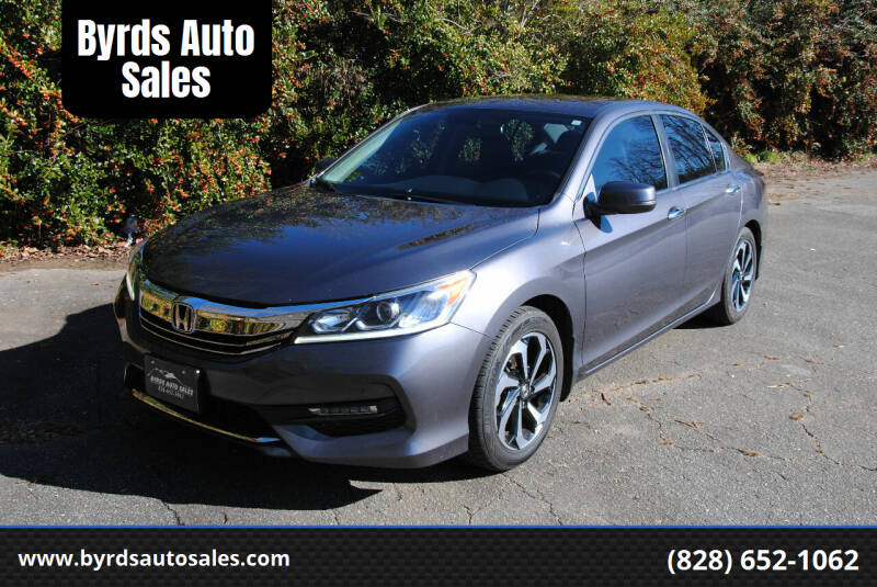 2017 Honda Accord for sale at Byrds Auto Sales in Marion NC