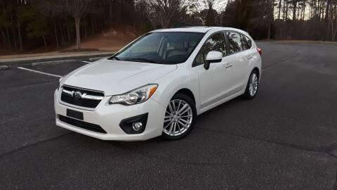 2012 Subaru Impreza for sale at Don Roberts Auto Sales in Lawrenceville GA