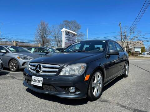 2010 Mercedes-Benz C-Class for sale at Auto Cape in Hyannis MA