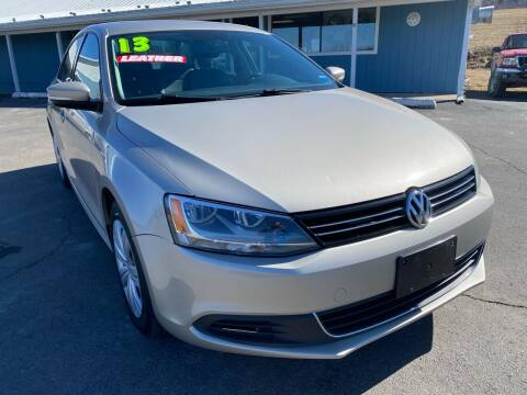 2013 Volkswagen Jetta for sale at HACKETT & SONS LLC in Nelson PA