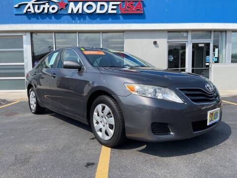 2011 Toyota Camry for sale at AUTO MODE USA-Monee in Monee IL