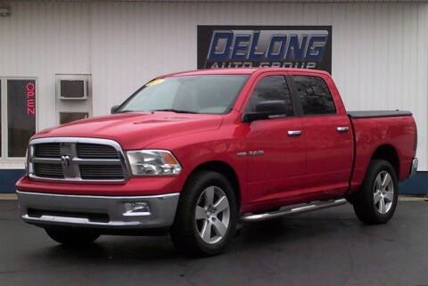 2010 Dodge Ram Pickup 1500 for sale at DeLong Auto Group Kokomo in Kokomo IN