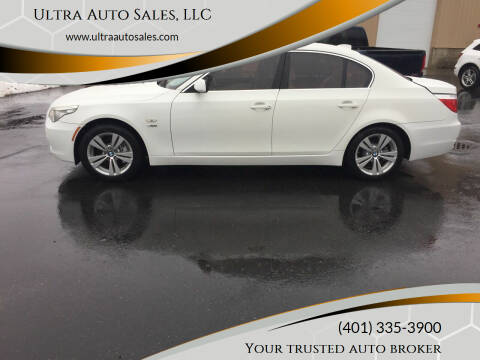 2010 BMW 5 Series for sale at Ultra Auto Sales, LLC in Cumberland RI