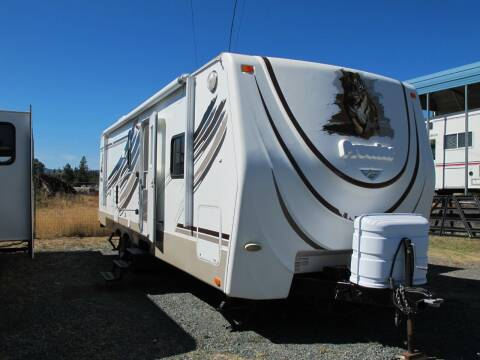 2009 PROWLER 28 LARGE SLIDE OUT for sale at Oregon RV Outlet LLC - Travel Trailers in Grants Pass OR