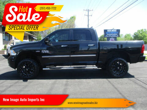 2015 RAM Ram Pickup 1500 for sale at New Image Auto Imports Inc in Mooresville NC