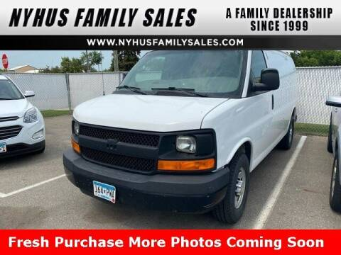 2015 Chevrolet Express Cargo for sale at Nyhus Family Sales in Perham MN