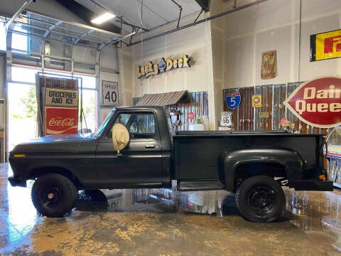 1976 Ford F-100 4x4 for sale at Cool Classic Rides in Redmond OR
