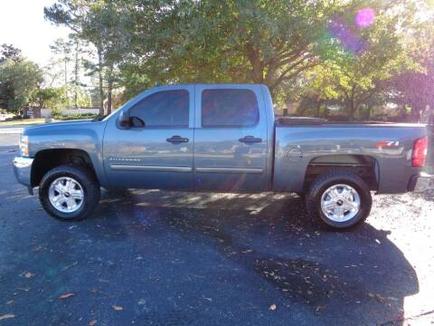 2013 Chevrolet Silverado 1500 for sale at BALKCUM AUTO INC in Wilmington NC