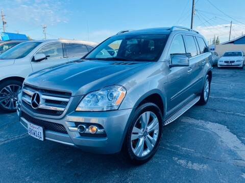2011 Mercedes-Benz GL-Class for sale at Sunset Motors in Manteca CA