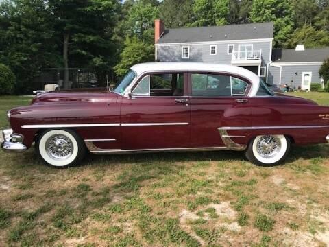 1954 Chrysler New Yorker for sale at J Wilgus Cars in Selbyville DE