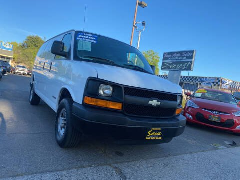 2006 Chevrolet Express Cargo for sale at Save Auto Sales in Sacramento CA