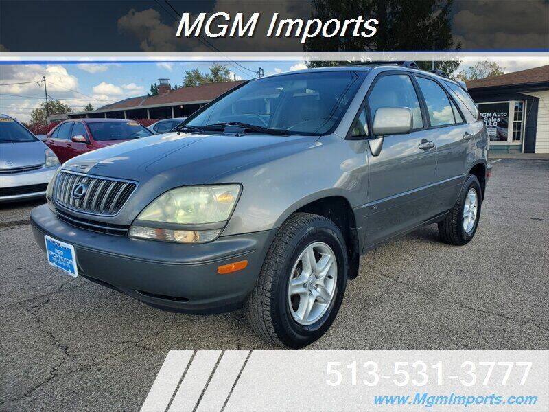 2003 Lexus RX 300 for sale at MGM Imports in Cincannati OH