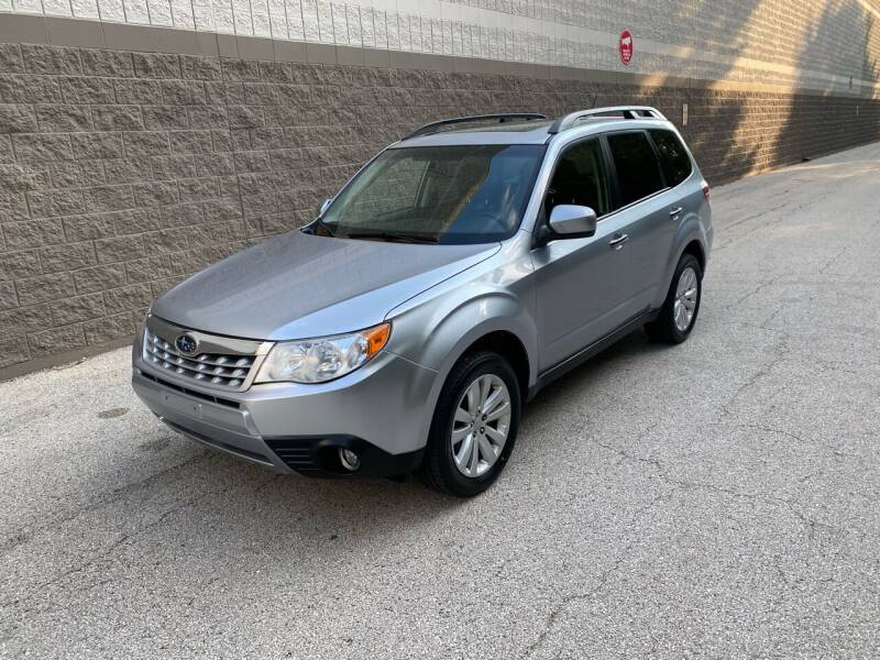 2013 Subaru Forester for sale at Kars Today in Addison IL