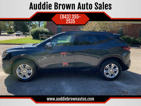 2020 Chevrolet Blazer for sale at Auddie Brown Auto Sales in Kingstree SC