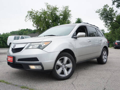 2011 Acura MDX for sale at AutoCredit SuperStore in Lowell MA