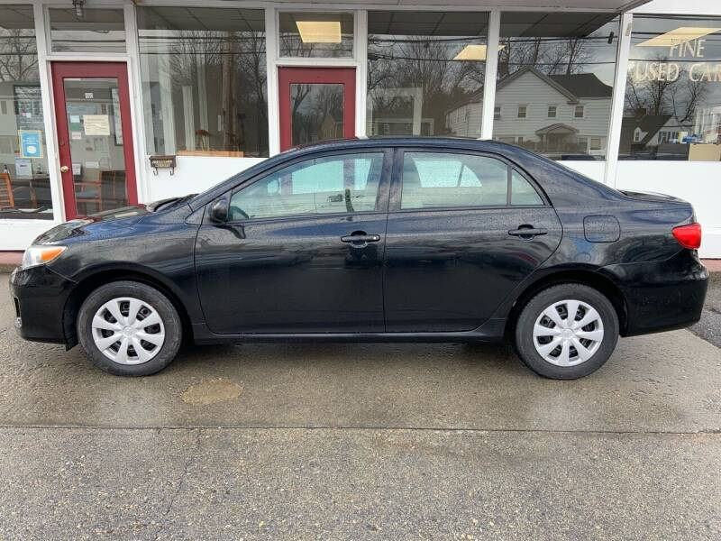 2011 Toyota Corolla for sale at O'Connell Motors in Framingham MA