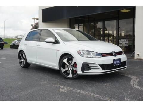 2019 Volkswagen Golf GTI for sale at Douglass Automotive Group - Douglas Volkswagen in Bryan TX