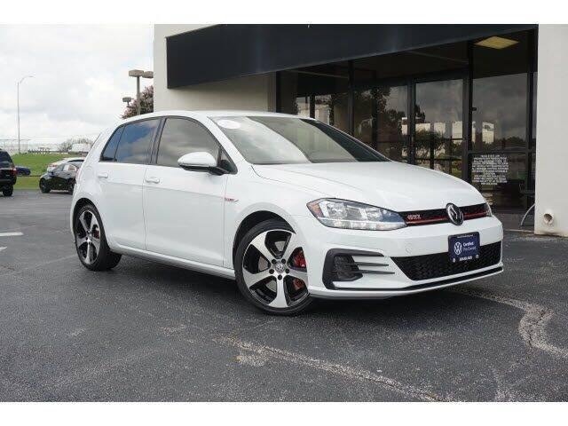 2019 Volkswagen Golf GTI for sale in Bryan, TX