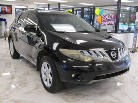 2009 Nissan Murano for sale at Dealer One Auto Credit in Oklahoma City OK