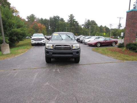2010 Toyota Tacoma for sale at Heritage Truck and Auto Inc. in Londonderry NH