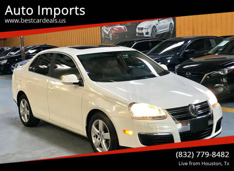 2008 Volkswagen Jetta for sale at Auto Imports in Houston TX