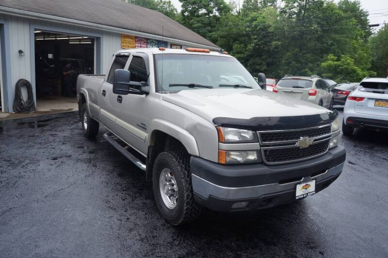 2006 Chevrolet Silverado 2500HD for sale at Autos By Joseph Inc in Highland NY