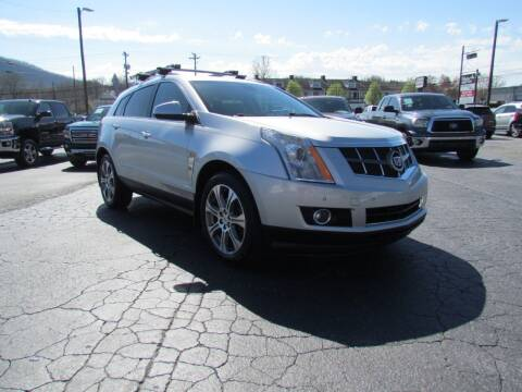 2012 Cadillac SRX for sale at Hibriten Auto Mart in Lenoir NC