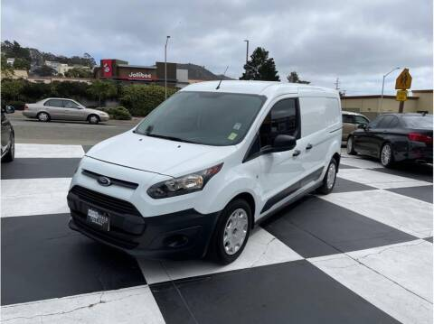 2017 Ford Transit Connect Cargo for sale at AutoDeals in Daly City CA