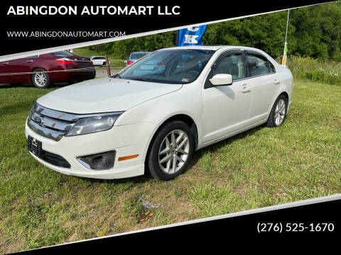2012 Ford Fusion for sale at ABINGDON AUTOMART LLC in Abingdon VA