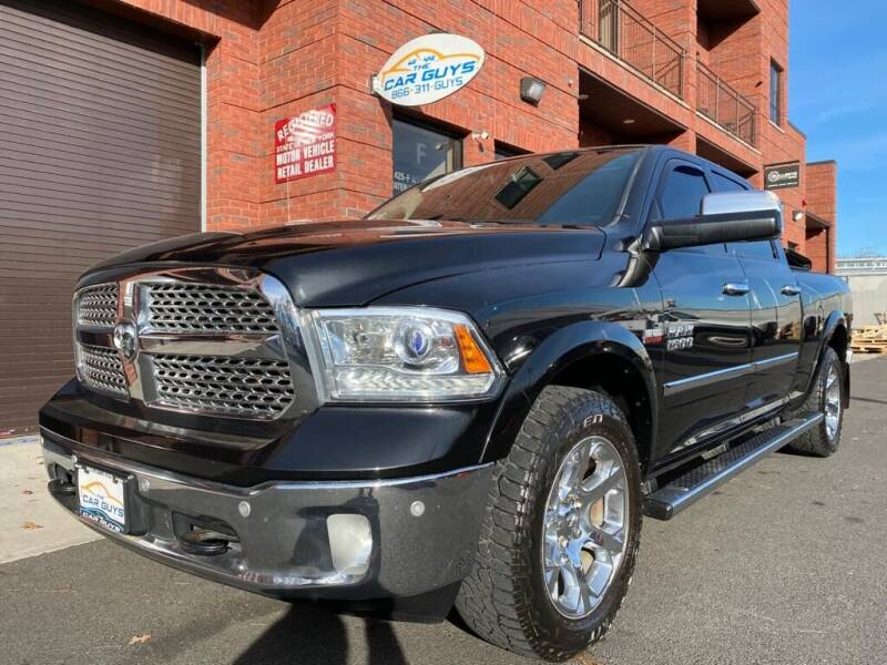 2016 RAM Ram Pickup 1500 for sale at The Car Guys in Staten Island NY