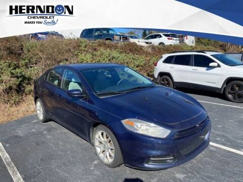 2013 Dodge Dart for sale at Herndon Chevrolet in Lexington SC