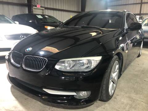 2011 BMW 3 Series for sale at Mr Cars LLC in Houston TX