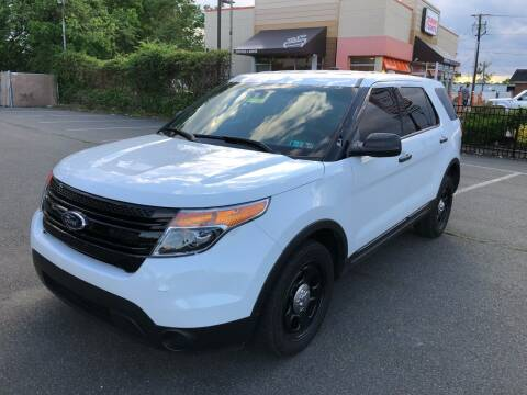 2013 Ford Explorer for sale at MAGIC AUTO SALES in Little Ferry NJ