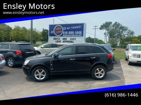 2013 Chevrolet Captiva Sport for sale at Ensley Motors in Allendale MI