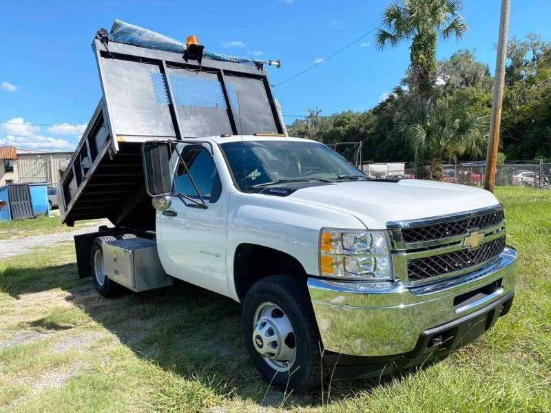 2011 GMC Sierra 3500HD for sale at Scruggs Motor Company LLC in Palatka FL