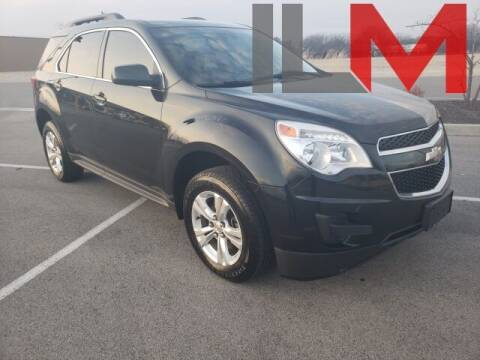 2015 Chevrolet Equinox for sale at INDY LUXURY MOTORSPORTS in Fishers IN