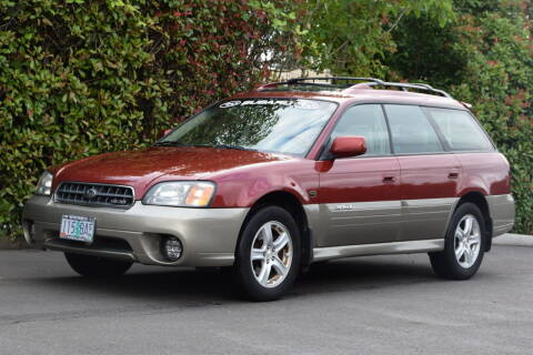 2004 Subaru Outback for sale at Beaverton Auto Wholesale LLC in Aloha OR