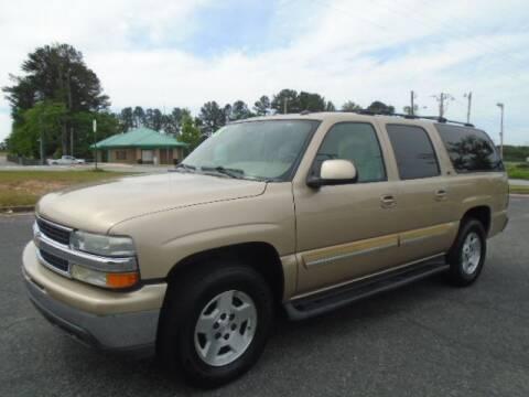 2005 Chevrolet Suburban for sale at Atlanta Auto Max in Norcross GA