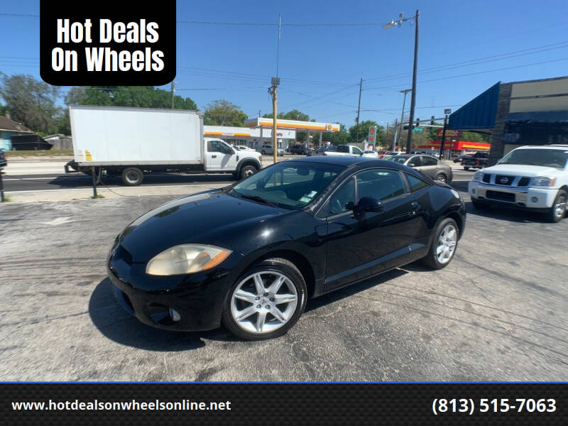 2007 Mitsubishi Eclipse for sale at Hot Deals On Wheels in Tampa FL