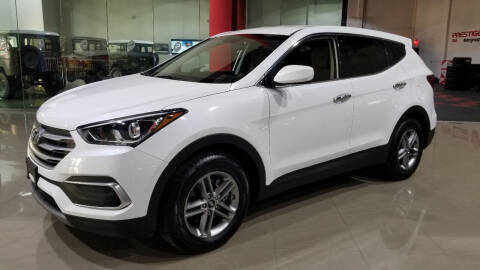 2018 Hyundai Santa Fe Sport for sale at Prestige USA Auto Group in Miami FL