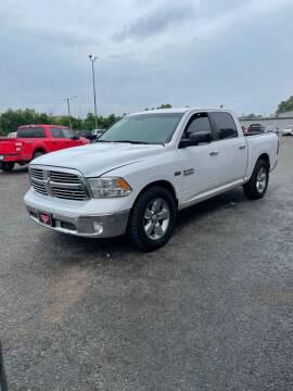2016 RAM Ram Pickup 1500 for sale at LEE AUTO SALES in McAlester OK