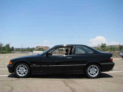 2002 BMW 3 Series for sale at M&N Auto Service & Sales in El Cajon CA