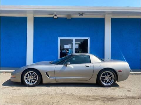 2000 Chevrolet Corvette for sale at Khodas Cars in Gilroy CA
