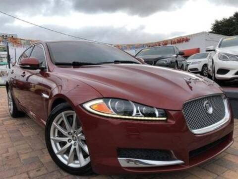 2012 Jaguar XF for sale at Cars of Tampa in Tampa FL