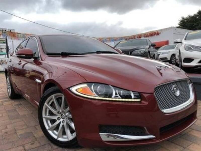 2012 Jaguar XF for sale at Cars of Tampa in Tampa FL