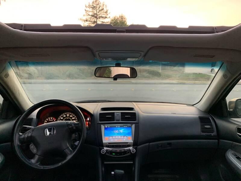 2004 Honda Accord EX V-6 4dr Sedan w/Navi - Fremont CA