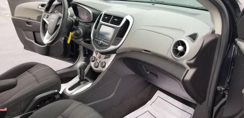 2017 Chevrolet Sonic LT Auto 4dr Sedan - West Point VA