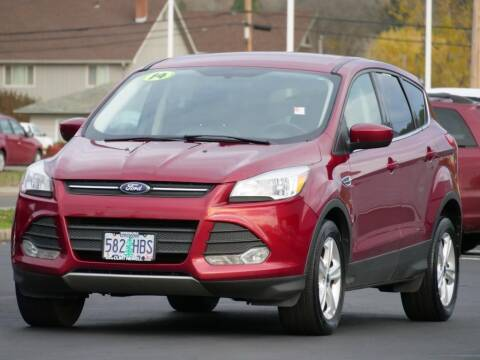 2014 Ford Escape for sale at CLINT NEWELL USED CARS in Roseburg OR