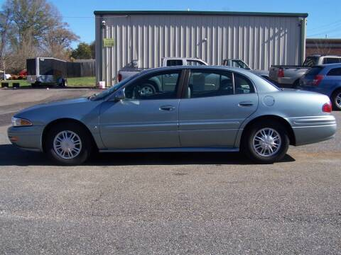 2003 Buick LeSabre for sale at Darin Grooms Auto Sales in Lincolnton NC